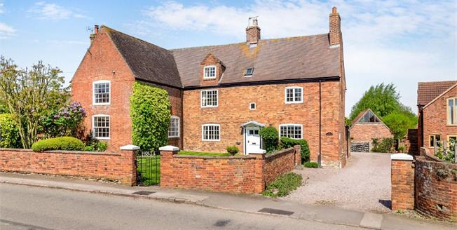Asking Price £925,000, 5 Bedroom Detached House For Sale in Hoton, LE12