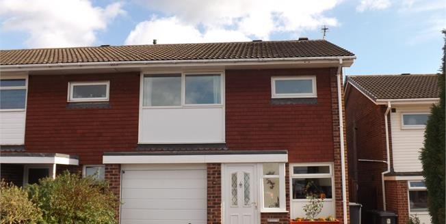 Asking Price £250,000, 3 Bedroom End of Terrace For Sale in West Bridgford, NG2