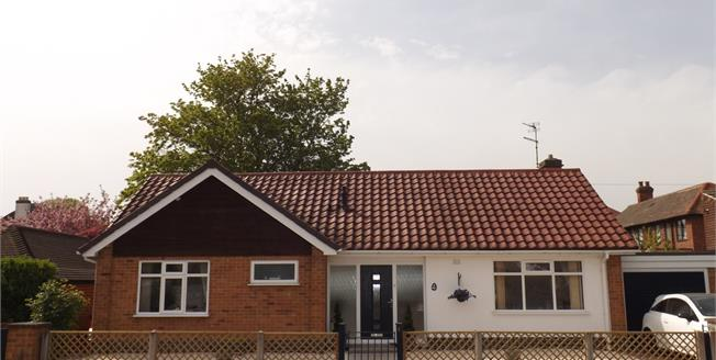 Guide Price £495,000, 3 Bedroom Detached Bungalow For Sale in West Bridgford, NG2