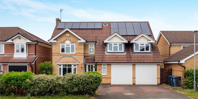 Guide Price £570,000, 5 Bedroom Detached House For Sale in Gamston, NG2