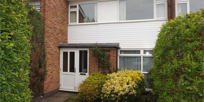 Asking Price £190,000, 2 Bedroom Terraced House For Sale in West Bridgford, NG2