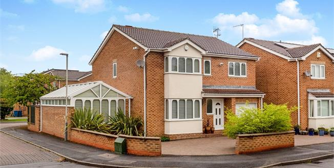 Asking Price £445,000, 5 Bedroom Detached House For Sale in West Bridgford, NG2