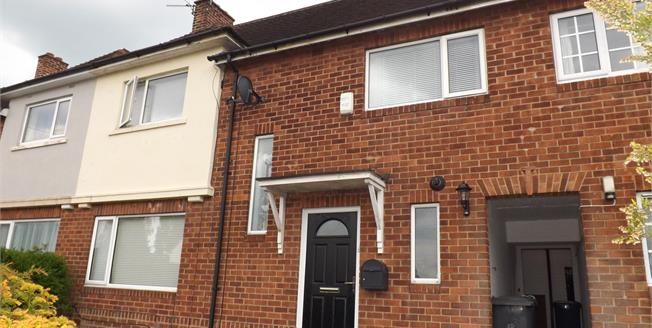 Asking Price £242,950, 3 Bedroom Terraced House For Sale in West Bridgford, NG2
