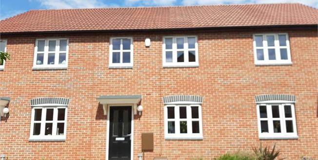 Offers Over £260,000, 3 Bedroom Terraced House For Sale in West Bridgford, NG2