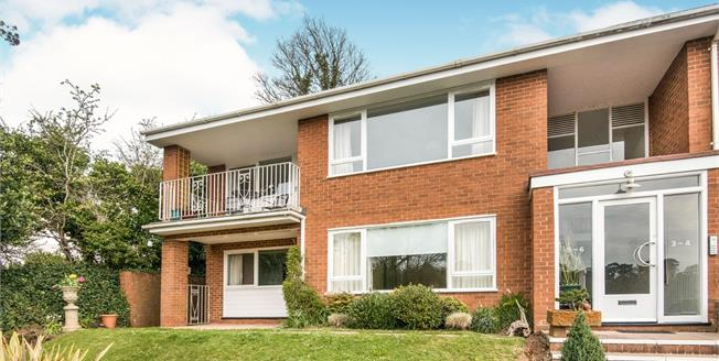 Guide Price £287,500, 3 Bedroom Flat For Sale in Budleigh Salterton, EX9
