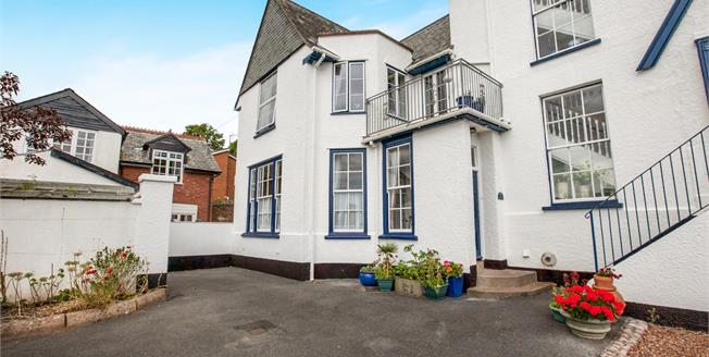 Guide Price £260,000, 2 Bedroom Town House For Sale in Budleigh Salterton, EX9