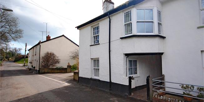 Guide Price £280,000, 4 Bedroom End of Terrace House For Sale in East Budleigh, EX9