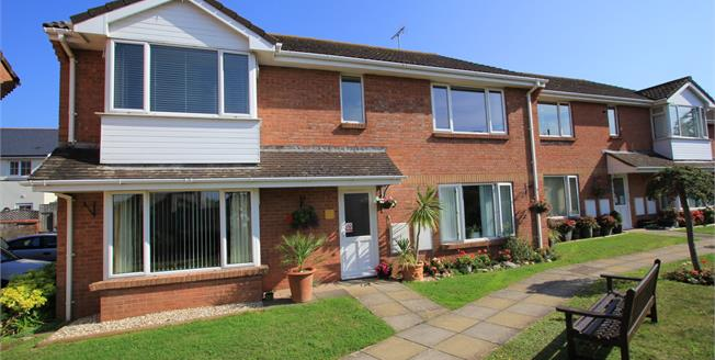 Guide Price £86,500, 1 Bedroom Flat For Sale in Budleigh Salterton, EX9