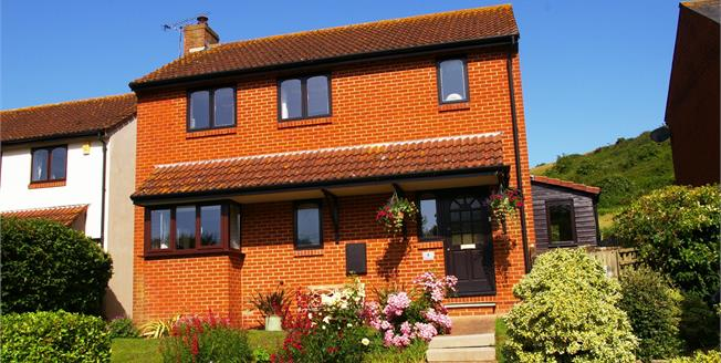 Guide Price £350,000, 3 Bedroom Detached House For Sale in Otterton, EX9
