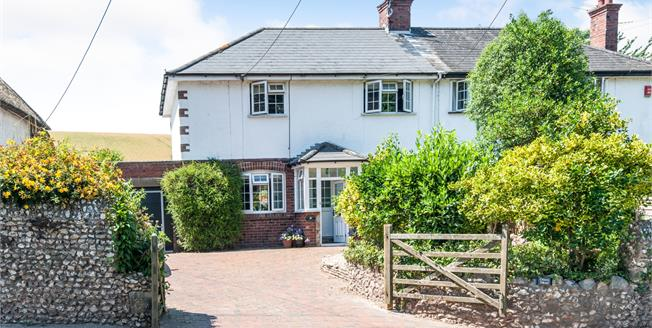 Guide Price £400,000, 4 Bedroom Semi Detached House For Sale in East Budleigh, EX9