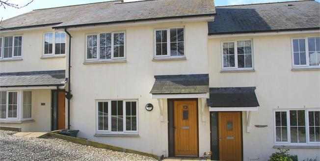 Guide Price £260,000, 3 Bedroom Terraced House For Sale in Budleigh Salterton, EX9