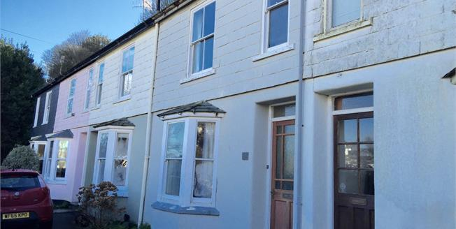 Offers in excess of £215,000, 2 Bedroom Terraced House For Sale in Dartmouth, TQ6