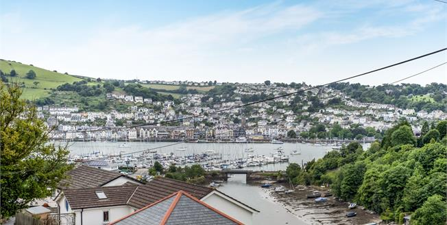 Offers Over £410,000, 2 Bedroom Flat For Sale in Kingswear, TQ6