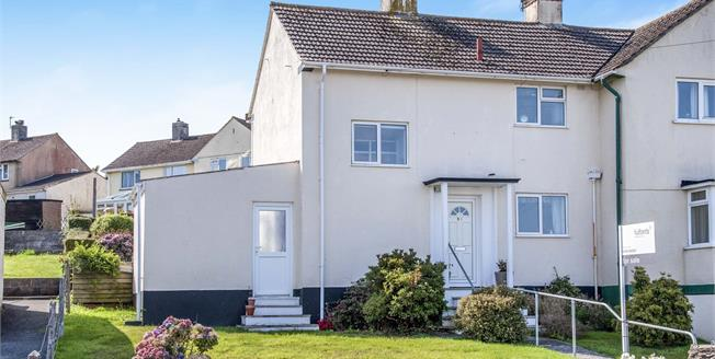 Guide Price £190,000, 2 Bedroom Semi Detached House For Sale in Dartmouth, TQ6