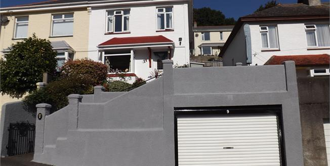 Offers in excess of £305,000, 3 Bedroom Semi Detached House For Sale in Dartmouth, TQ6