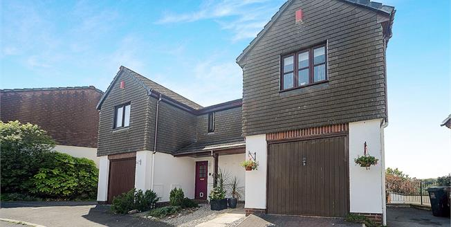 Asking Price £285,000, 3 Bedroom Semi Detached House For Sale in Dartmouth, TQ6