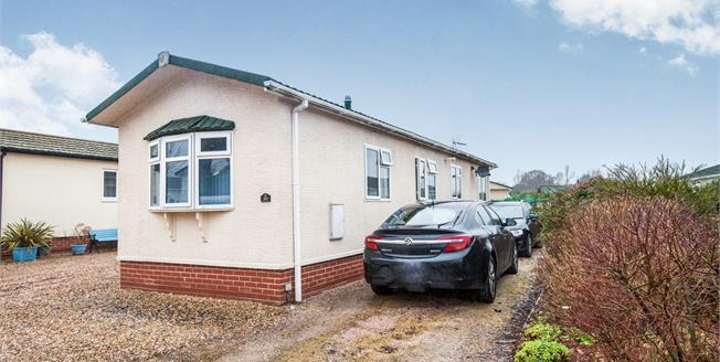 Offers in excess of £100,000, 3 Bedroom Detached Bungalow For Sale in Dawlish Warren, EX7