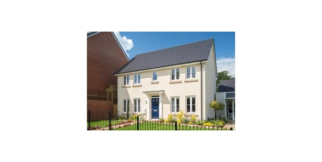 £304,995, 4 Bedroom Detached House For Sale in Dawlish, EX7