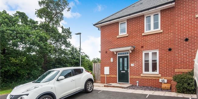 Offers in excess of £225,000, 3 Bedroom Semi Detached House For Sale in Dawlish, EX7