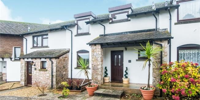 Offers in excess of £220,000, 3 Bedroom Terraced House For Sale in Dawlish, EX7