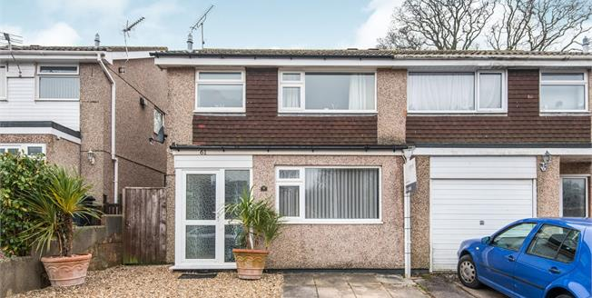 Asking Price £210,000, 4 Bedroom Semi Detached House For Sale in Dawlish, EX7