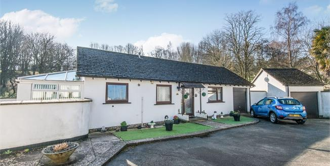 Asking Price £310,000, 3 Bedroom Detached Bungalow For Sale in Dawlish, EX7
