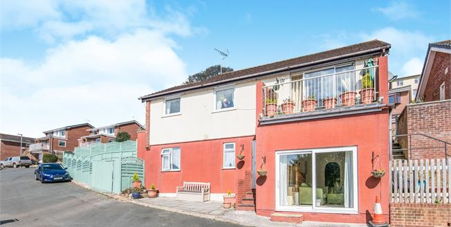 Asking Price £290,000, 4 Bedroom Detached House For Sale in Dawlish, EX7
