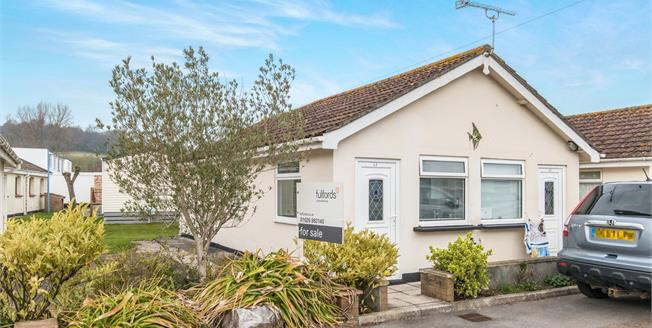 Asking Price £40,000, 2 Bedroom Semi Detached Bungalow For Sale in Dawlish, EX7