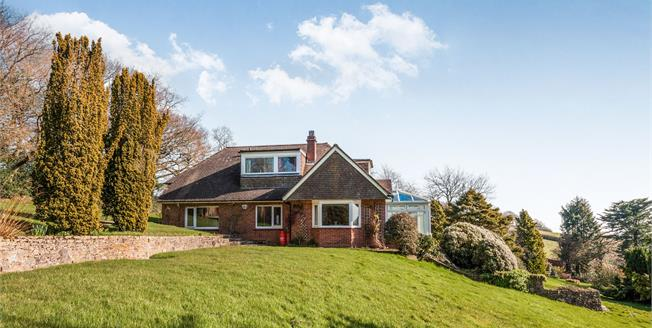 Offers Over £500,000, 2 Bedroom Detached Bungalow For Sale in Whitestone, EX4