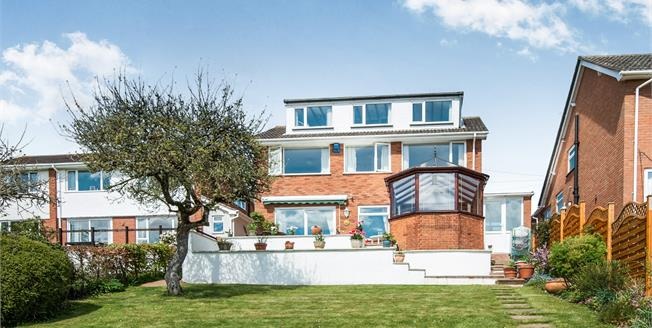 Offers Over £400,000, 4 Bedroom Detached House For Sale in Exeter, EX4