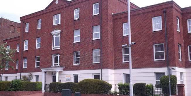 Asking Price £70,000, 1 Bedroom Flat For Sale in Exeter, EX2