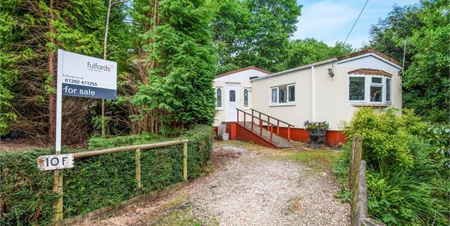 Asking Price £80,000, 2 Bedroom Detached For Sale in Pathfinder Village, EX6