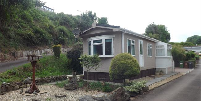 Asking Price £70,000, 2 Bedroom Detached Mobile Home For Sale in Exonia Park, EX2