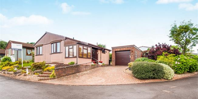 Asking Price £125,000, 2 Bedroom Detached Bungalow For Sale in Exonia Park, EX2