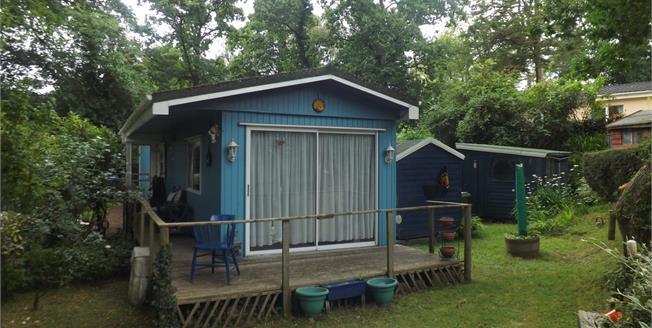 Offers Over £80,000, 2 Bedroom Detached Bungalow For Sale in Pathfinder Village, EX6