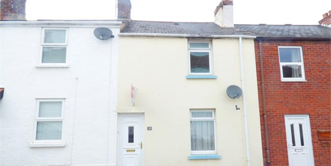 Asking Price £200,000, 2 Bedroom Terraced House For Sale in Exeter, EX1