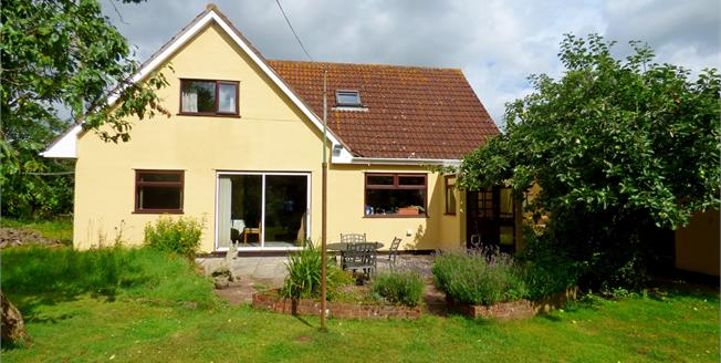 Asking Price £565,000, 4 Bedroom Detached House For Sale in Broadclyst, EX5