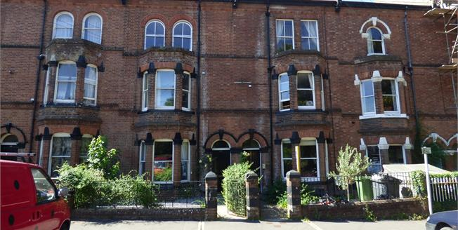 Offers in excess of £135,000, 1 Bedroom Flat For Sale in Exeter, EX1