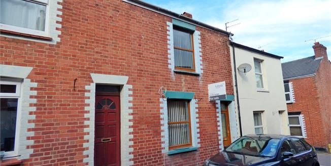 £190,000, 2 Bedroom Terraced House For Sale in Heavitree, EX1