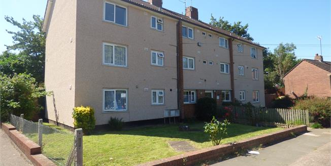 Asking Price £145,000, 2 Bedroom Flat For Sale in Exeter, EX1