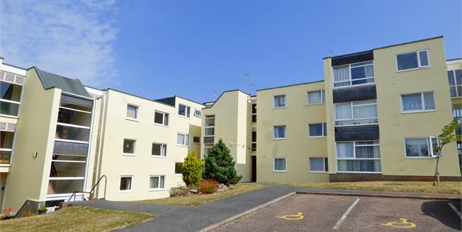Offers in the region of £145,000, 2 Bedroom Flat For Sale in Exeter, EX2