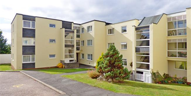 Asking Price £147,000, 2 Bedroom Flat For Sale in Exeter, EX2