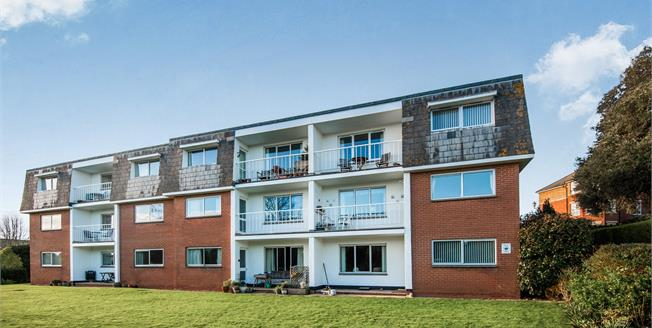 Offers in excess of £200,000, 3 Bedroom Upper Floor Flat For Sale in Exmouth, EX8