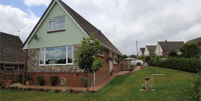 Asking Price £319,950, 3 Bedroom Detached House For Sale in Exmouth, EX8