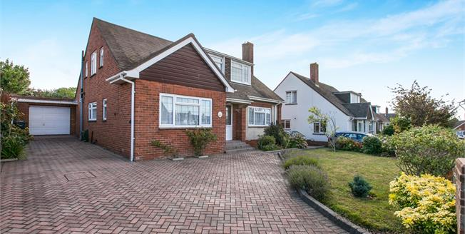 Guide Price £425,000, 4 Bedroom Detached House For Sale in Exmouth, EX8