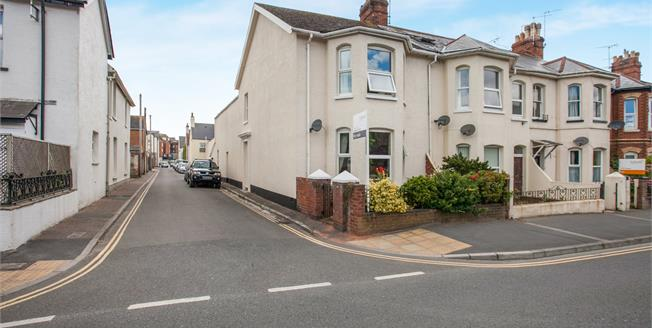 Asking Price £345,000, 3 Bedroom End of Terrace House For Sale in Exmouth, EX8
