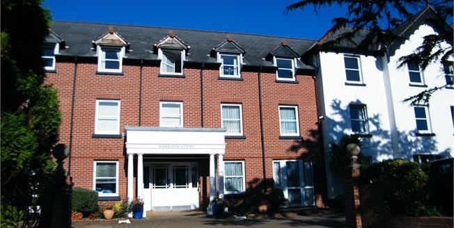 Asking Price £87,000, 1 Bedroom Flat For Sale in Exmouth, EX8