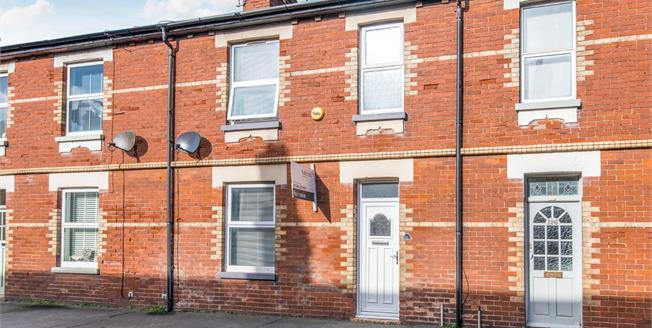 Asking Price £270,000, 3 Bedroom Terraced House For Sale in Exmouth, EX8