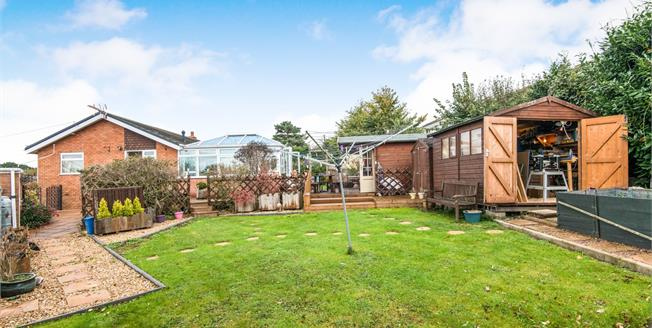 Asking Price £269,950, 2 Bedroom Semi Detached Bungalow For Sale in Exmouth, EX8