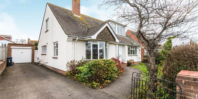 Asking Price £445,000, 4 Bedroom Detached House For Sale in Exmouth, EX8